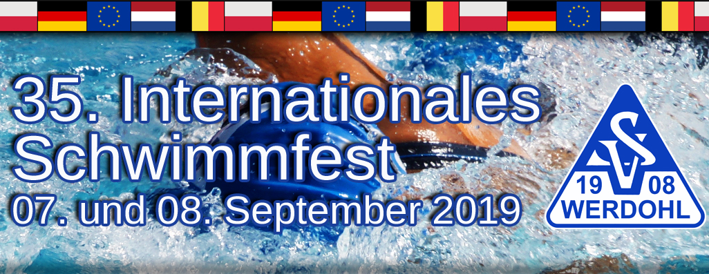 35. Internationales Schwimmfest 2019