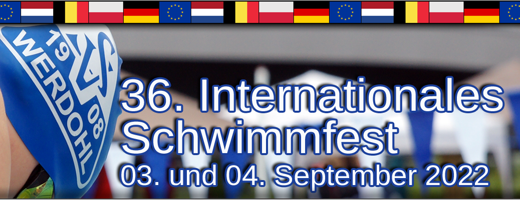 36. Internationales Schwimmfest 2021