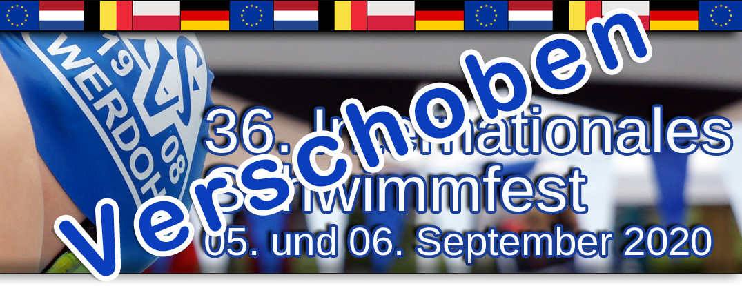 36. Internationales Schwimmfest 2020
